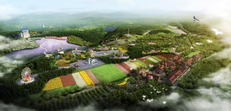 祝贺山东上水签约青岛藏马山旅游度假区文化建设项目