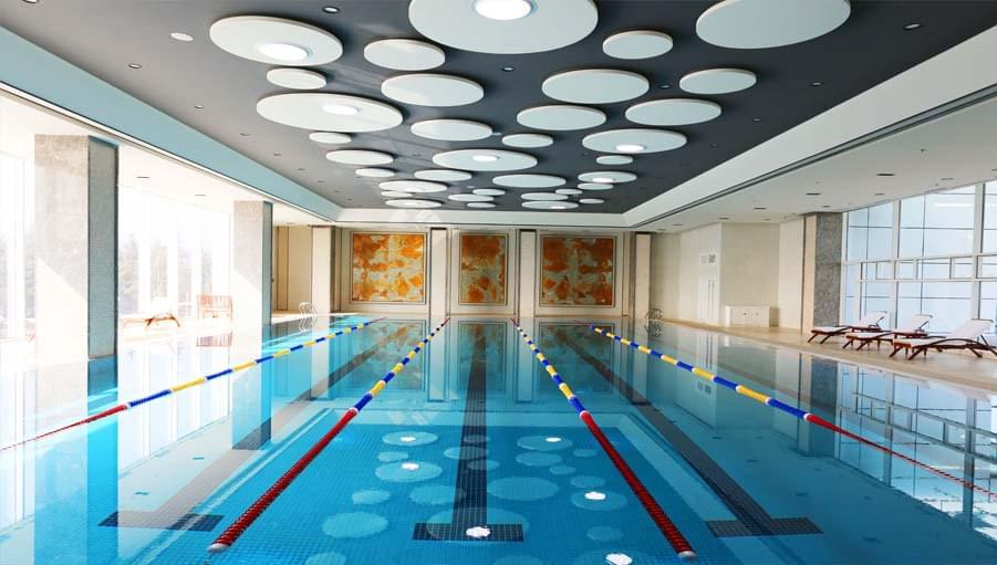 潍坊歌尔集团健身中心会所