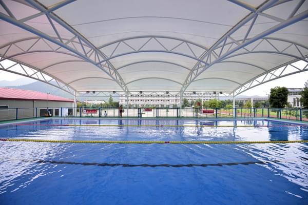 拆装式泳池