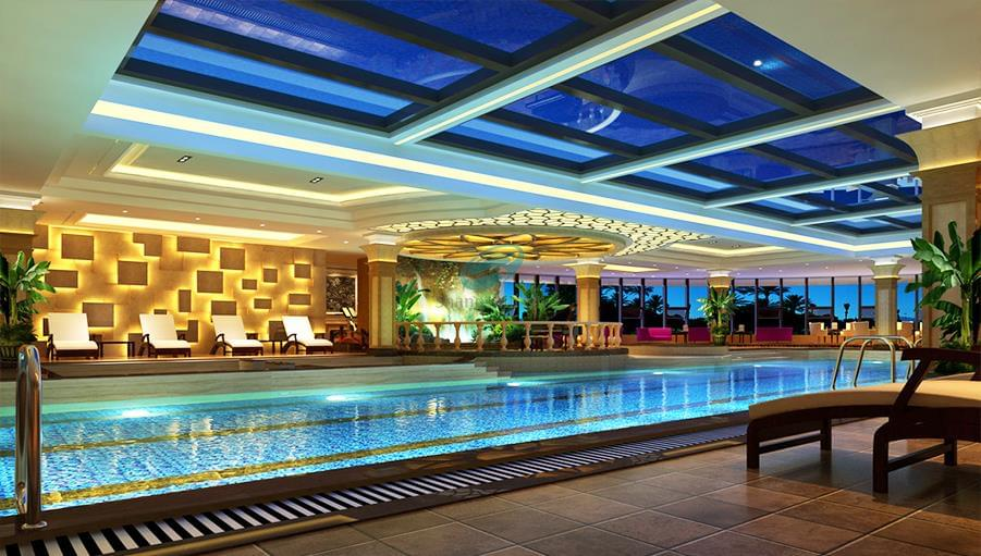 莱芜雪野海逸山庄度假酒店