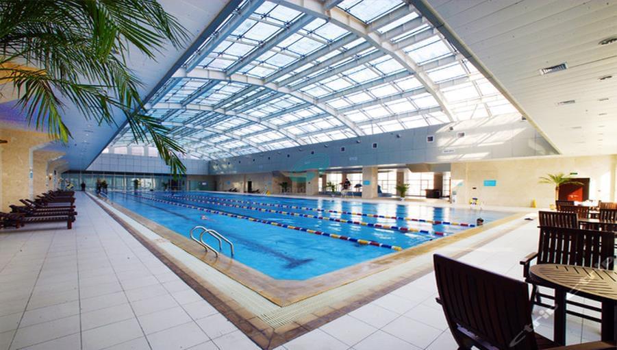 济南丽天大酒店游泳池设备安装工程