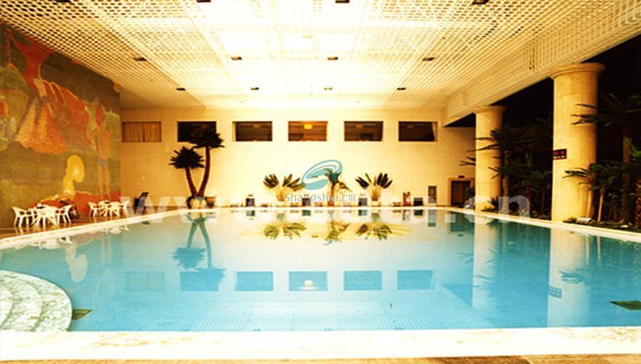 淄博世纪大酒店泳池设备安装工程