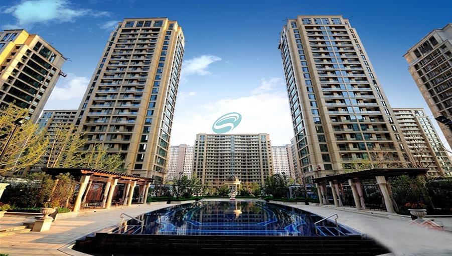 济南绿城百合花园A地块泳池设备供货安装工程